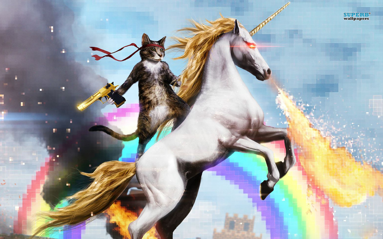 And this might be the best unicorn pic every created or would it be a 1280x800