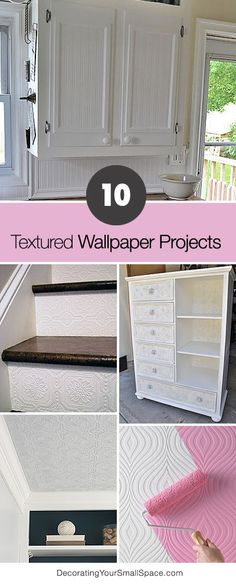 wallpaper projects 10 textured wallpaper projects lots of great ideas 236x584