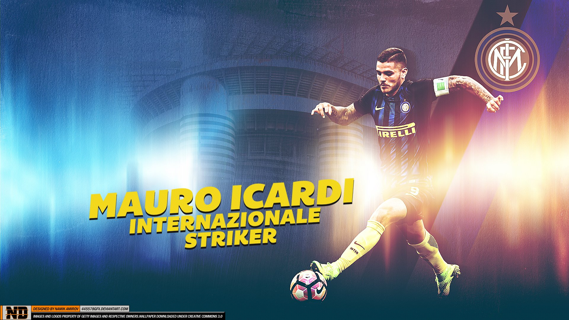 Mauro Icardi   Inter HD Wallpaper Background Image 1920x1080 1920x1080