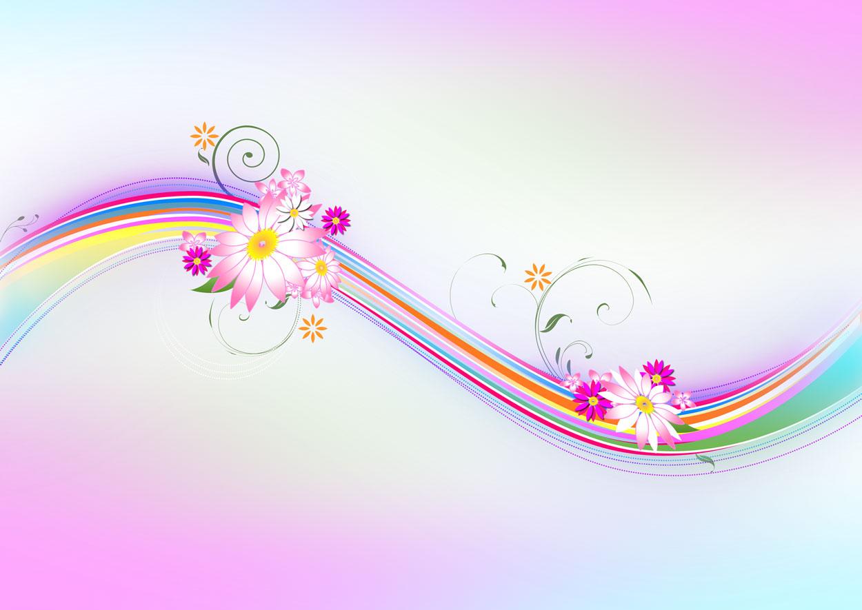 floral wallpaper designs - wallpapersafari