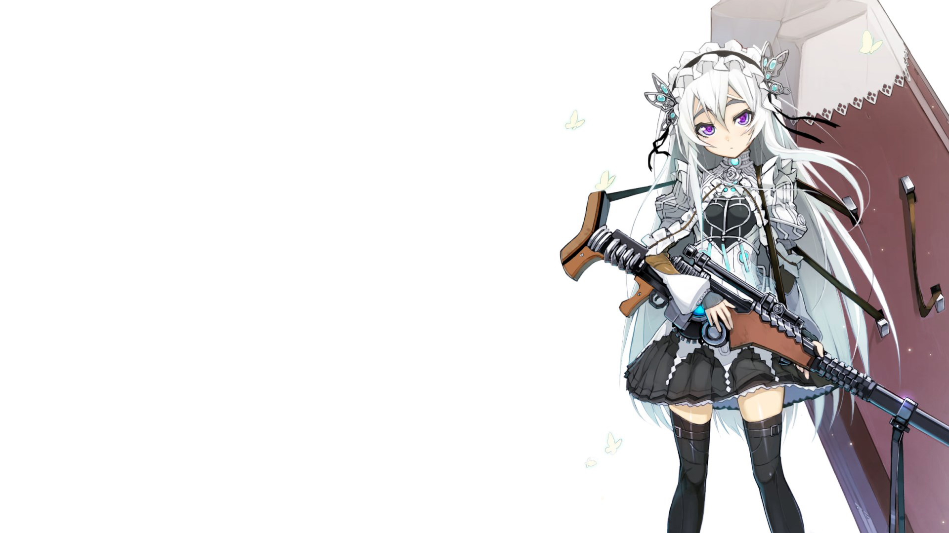 Chaika  The Coffin Princess  HD Wallpaper Background Image 1920x1080