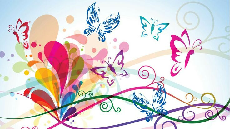 BUTTERFLY TABLET WALLPAPER TABLET WALLPAPER OR BACKGROUND Pintere 736x414