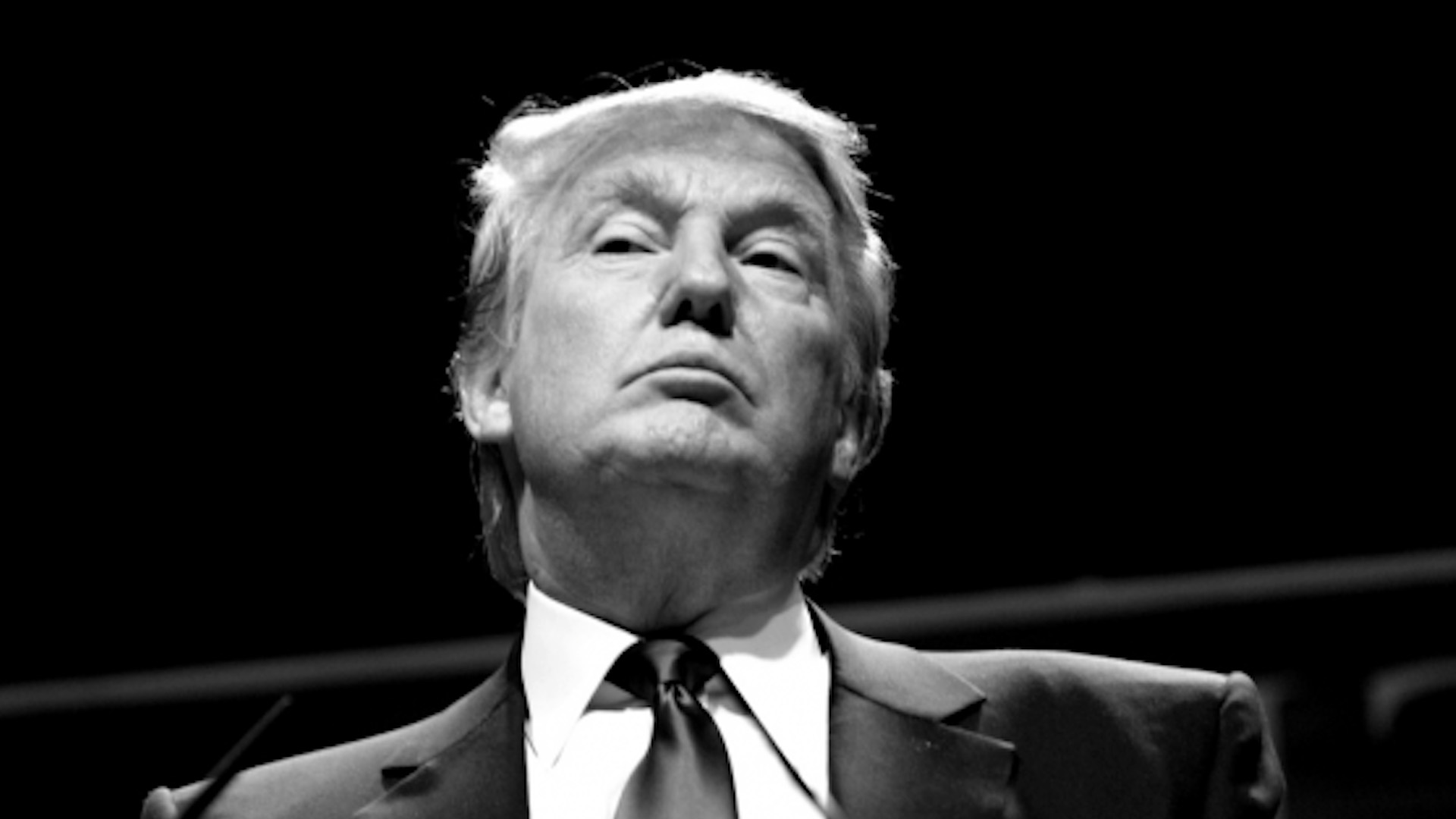 Wallpaper donald trump black white hd wallpapers upload at october 1