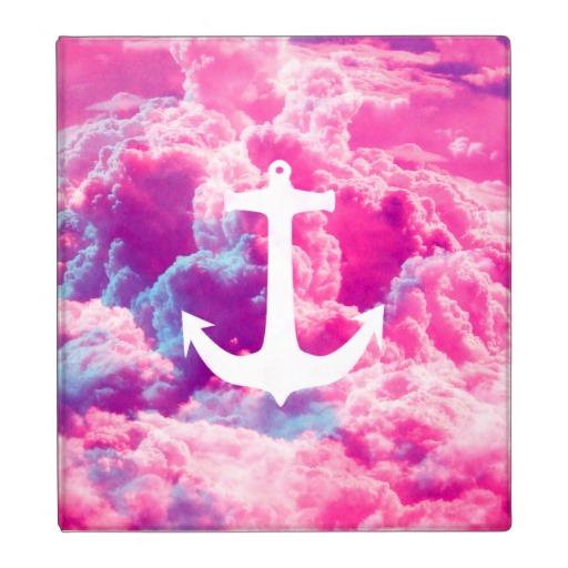 Girly Anchor Desktop Background Girly nautical anchor bright 512x512