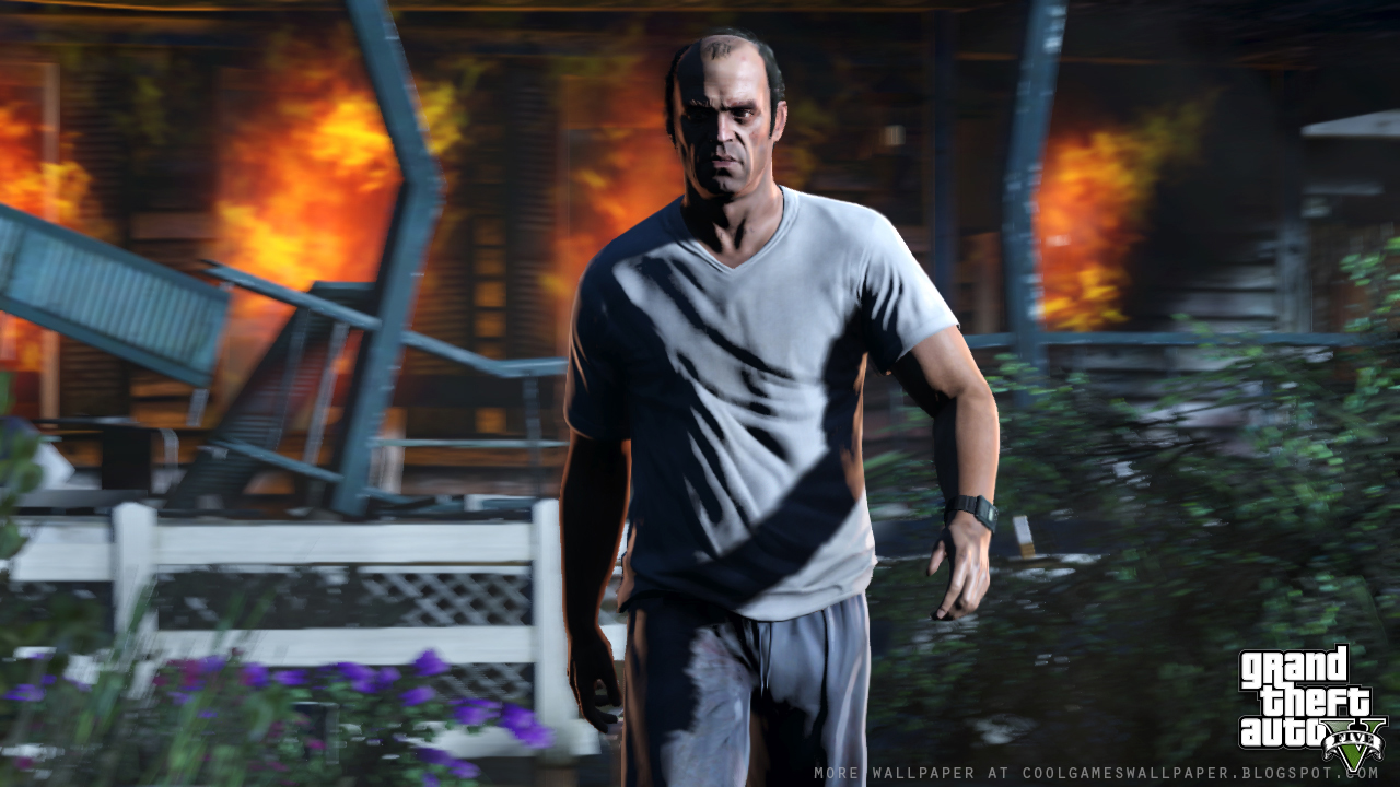 GTA V Screenshots Wallpaper   Cool Games Wallpaper 1280x720