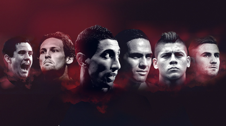 MUFC Wallpaper HD 2015 958x538