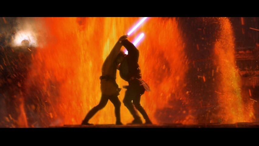 Anakin Skywalker Vs Obi Wan Kenobi Wallpaper skywalker Anakin amp Obi 852x480