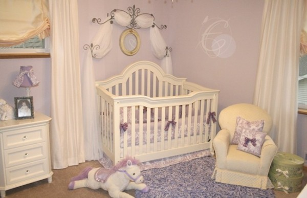 Brushed Lavender by Valspar at Love Laughter and Decor 600x387
