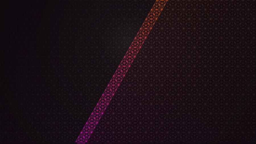 Zuniverse Slash Wallpaper  WQHD  by Halfingr 900x506