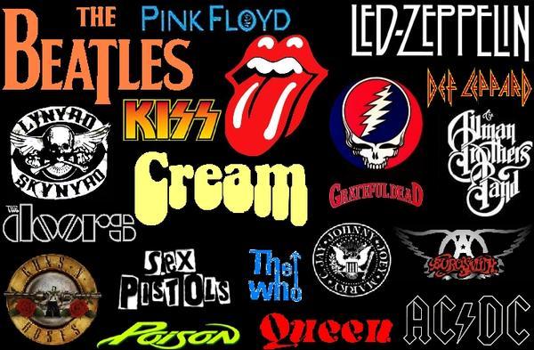 rock bands 600x393