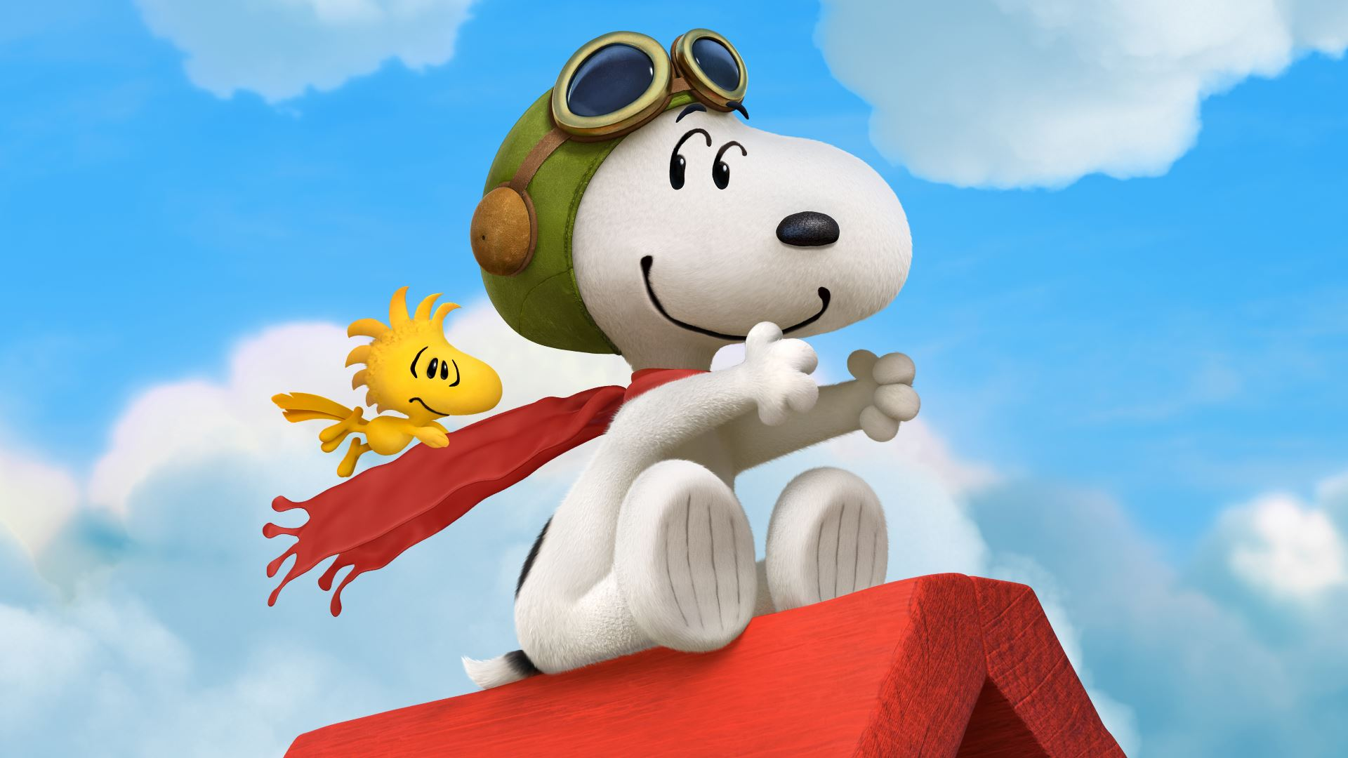 Desktop Snoopy HD Wallpapers 1920x1080