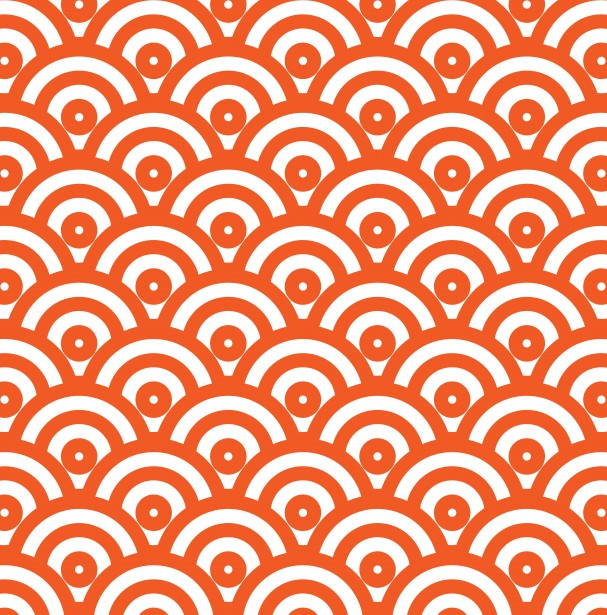 Japanese Wave Pattern Wallpaper Free Stock Photo - Public Domain ...