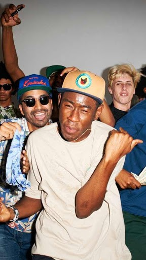 Odd Future wallpaper on your phone with this unofficial live wallpaper 288x512