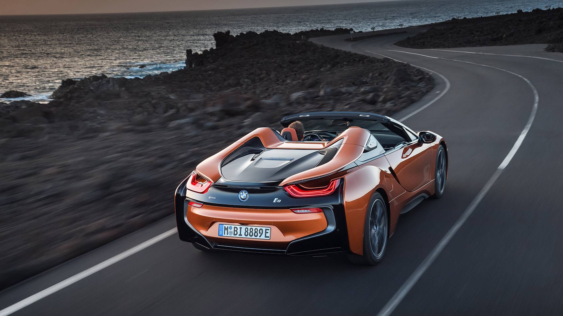 2019 BMW i8 Wallpapers HD Images   WSupercars 1920x1080