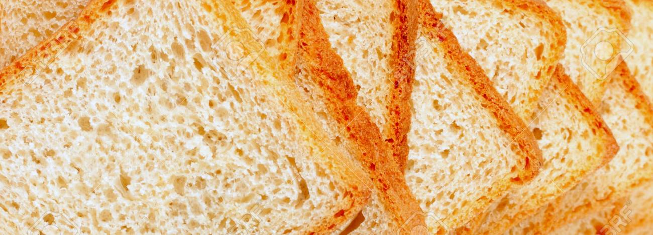 Crunch Toast Bread Background Stock Photo Picture And Royalty 1300x469