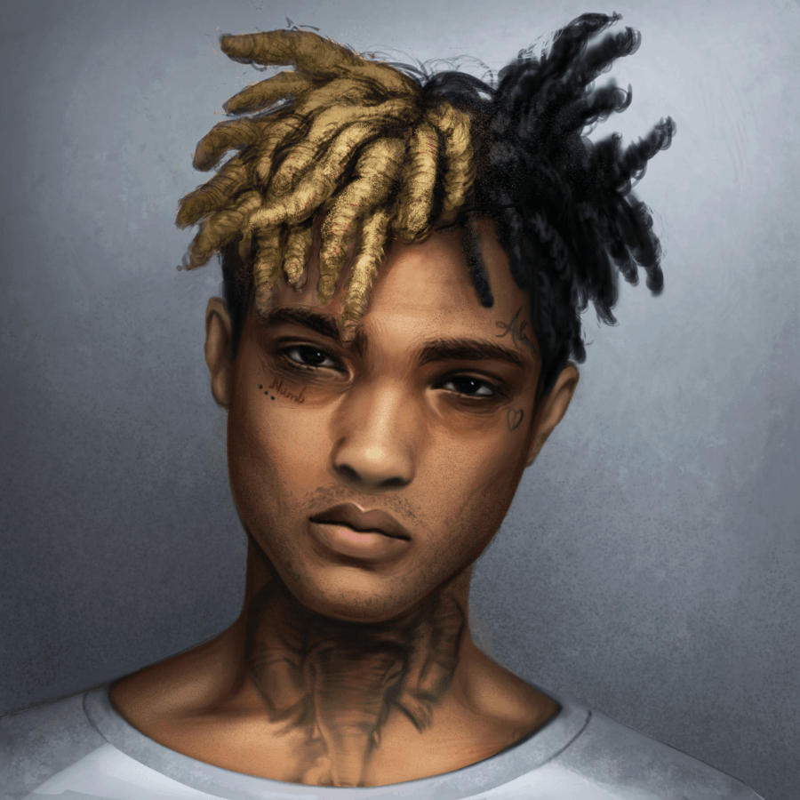 XXXTentacion Wallpapers 900x900