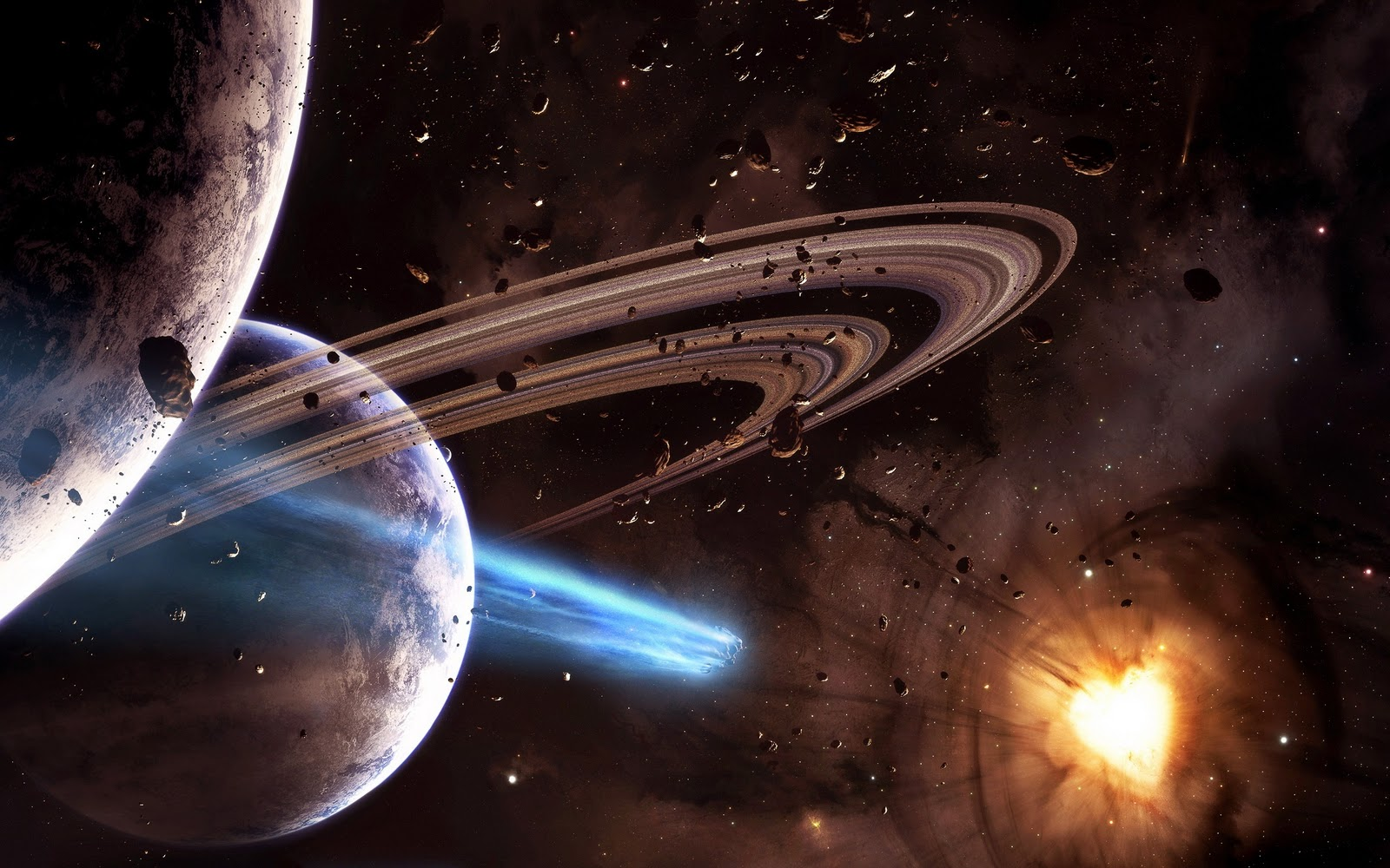 High Quality Space Wallpapers 1600x1000
