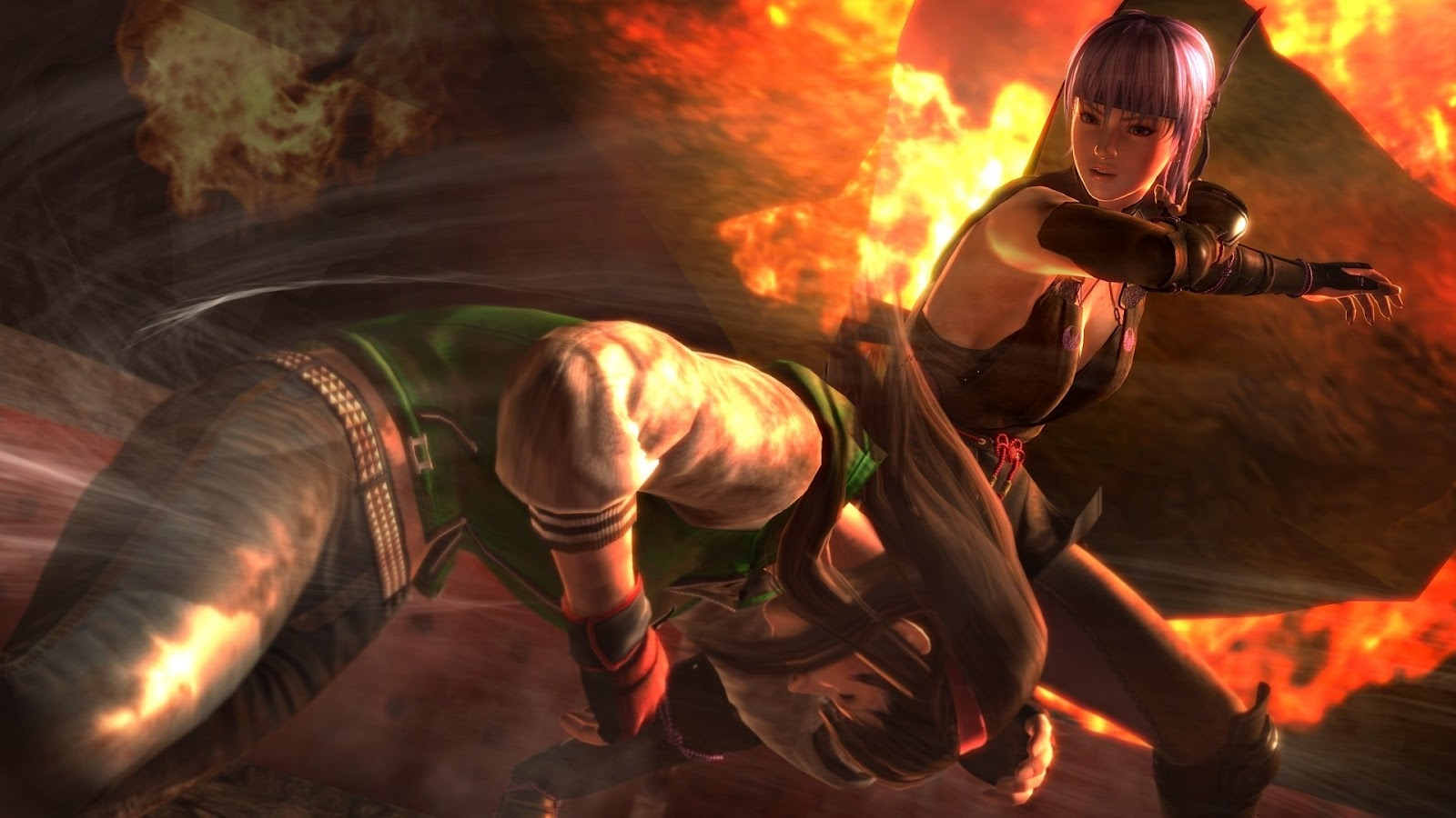 dead or alive 5 wallpapers 2 1600x900