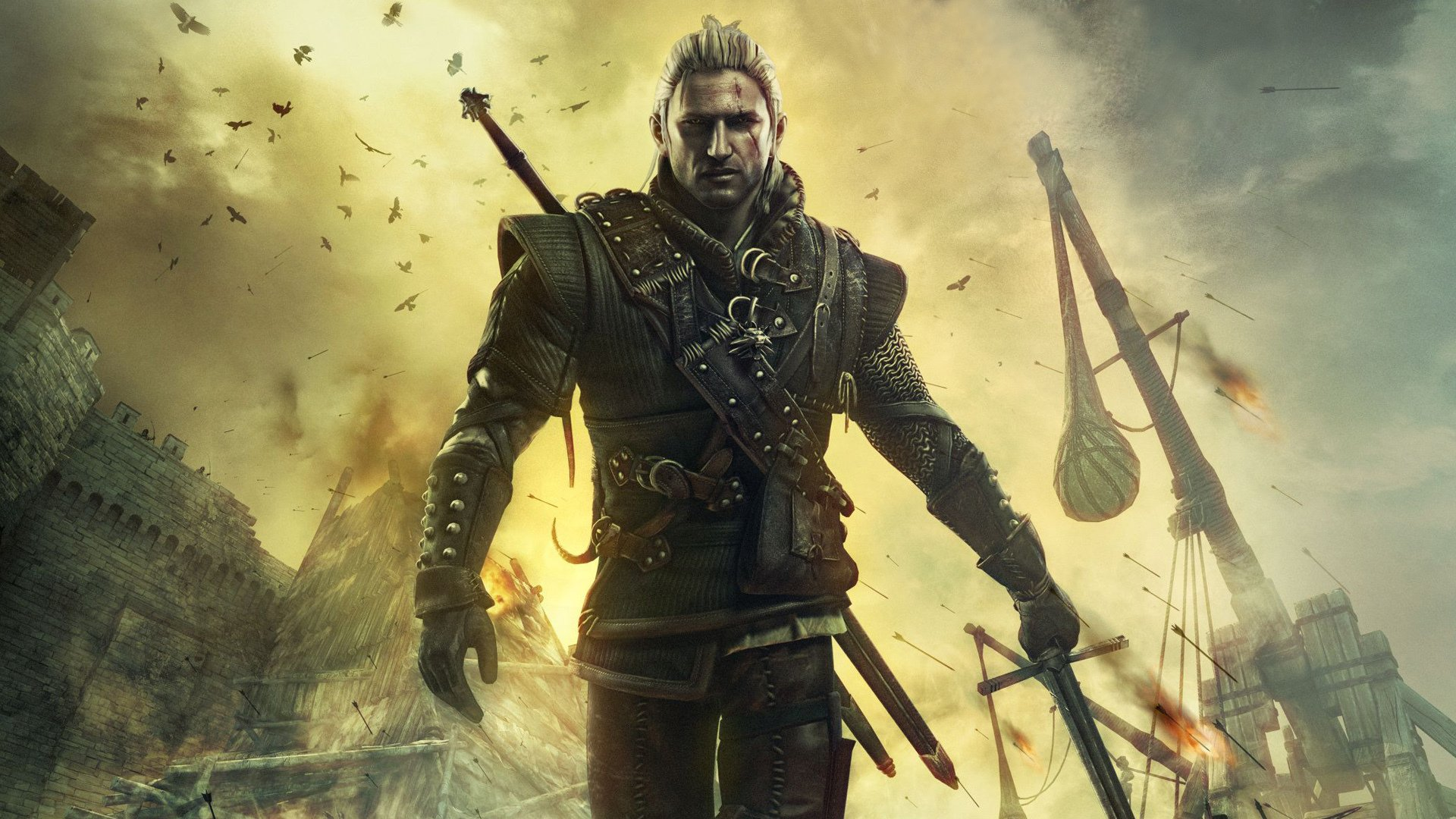 The Witcher 2 Assassins Of Kings HD Wallpaper Background Image 1920x1080
