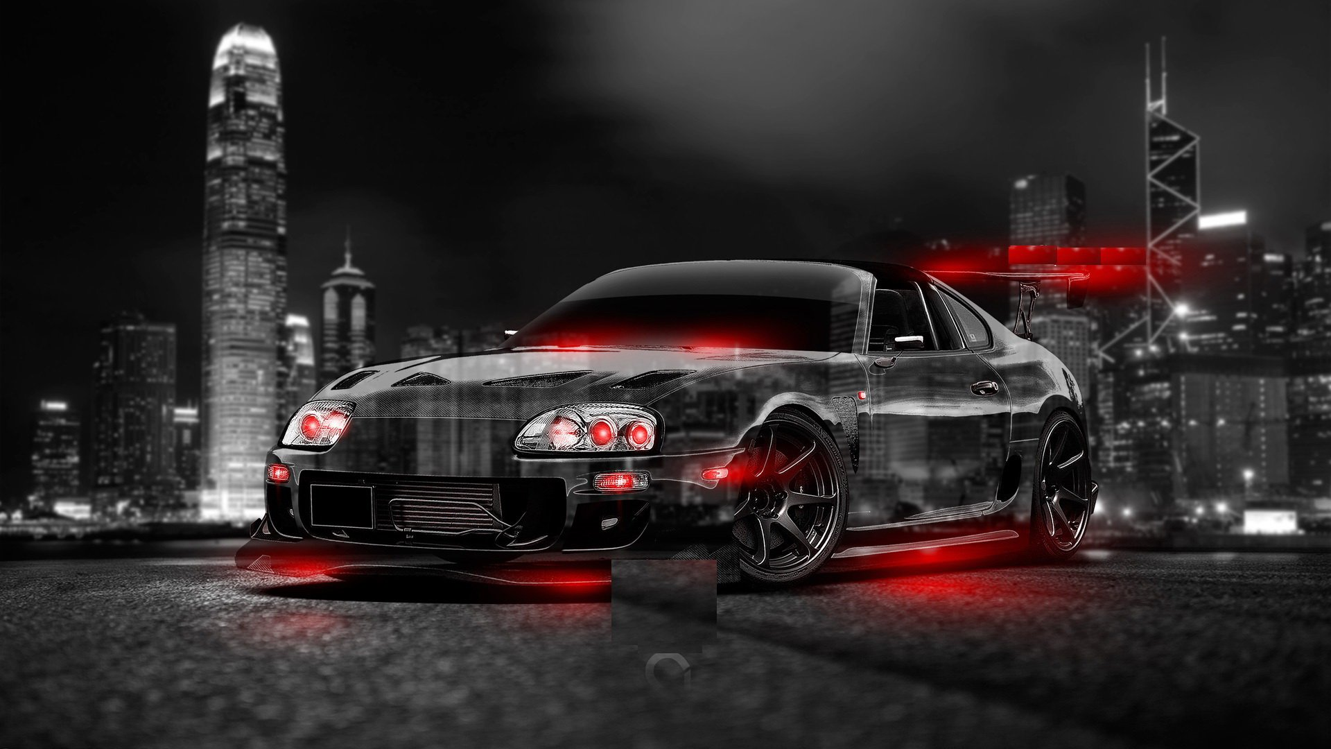 73 Toyota Supra Wallpaper On Wallpapersafari