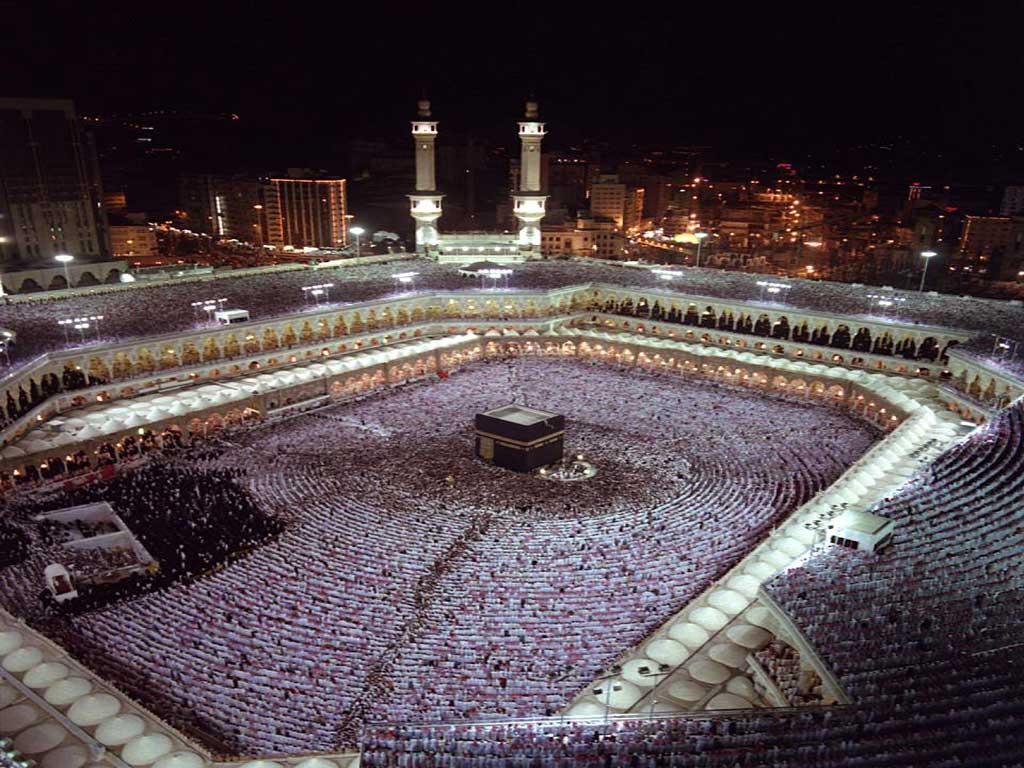 Makkah Al Mukarramah al Masjid al Haraam Beautiful Wallpapers And 1024x768