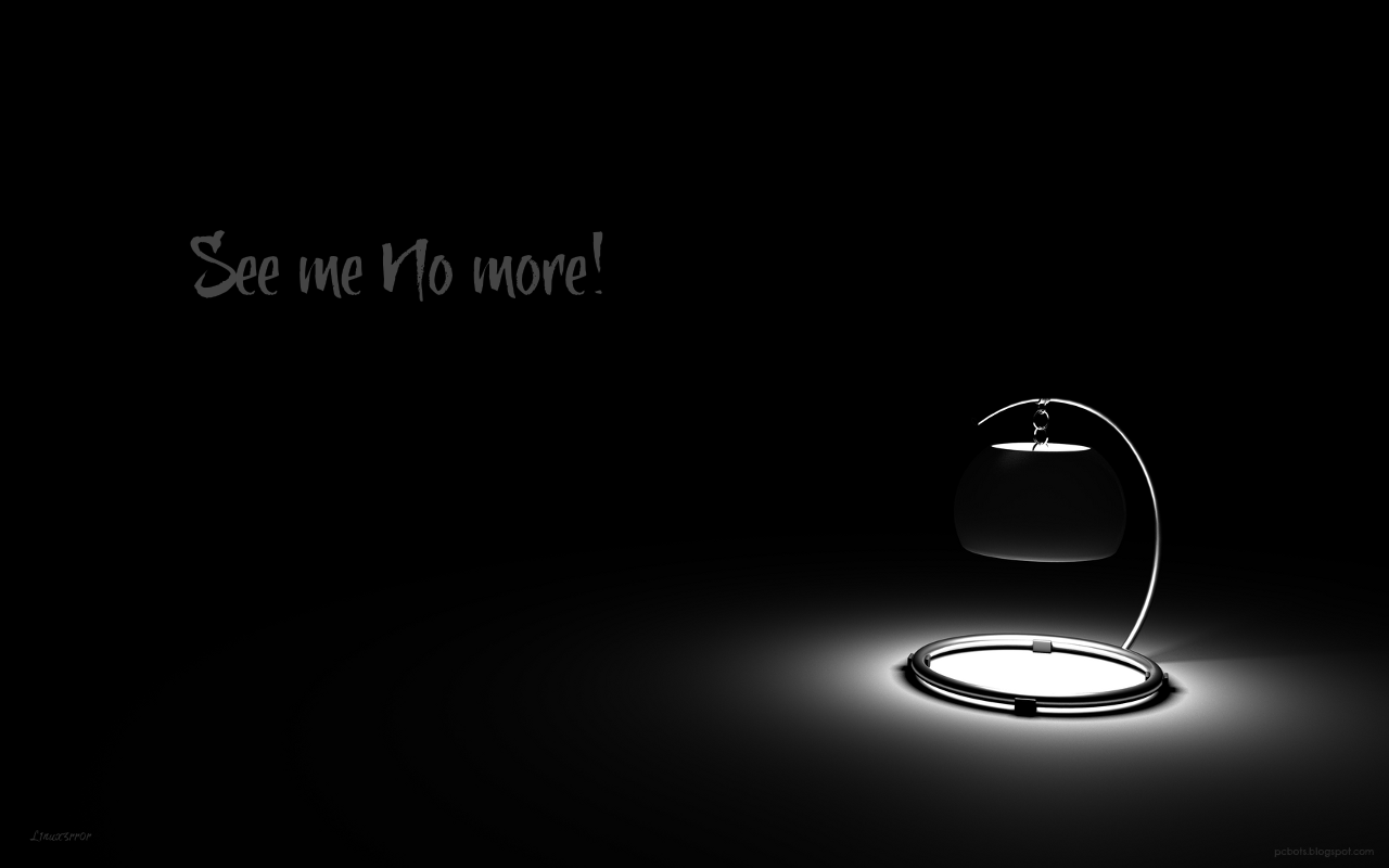 Wallpapers From All Kinds To Download see me no more wallpaper 1280x800
