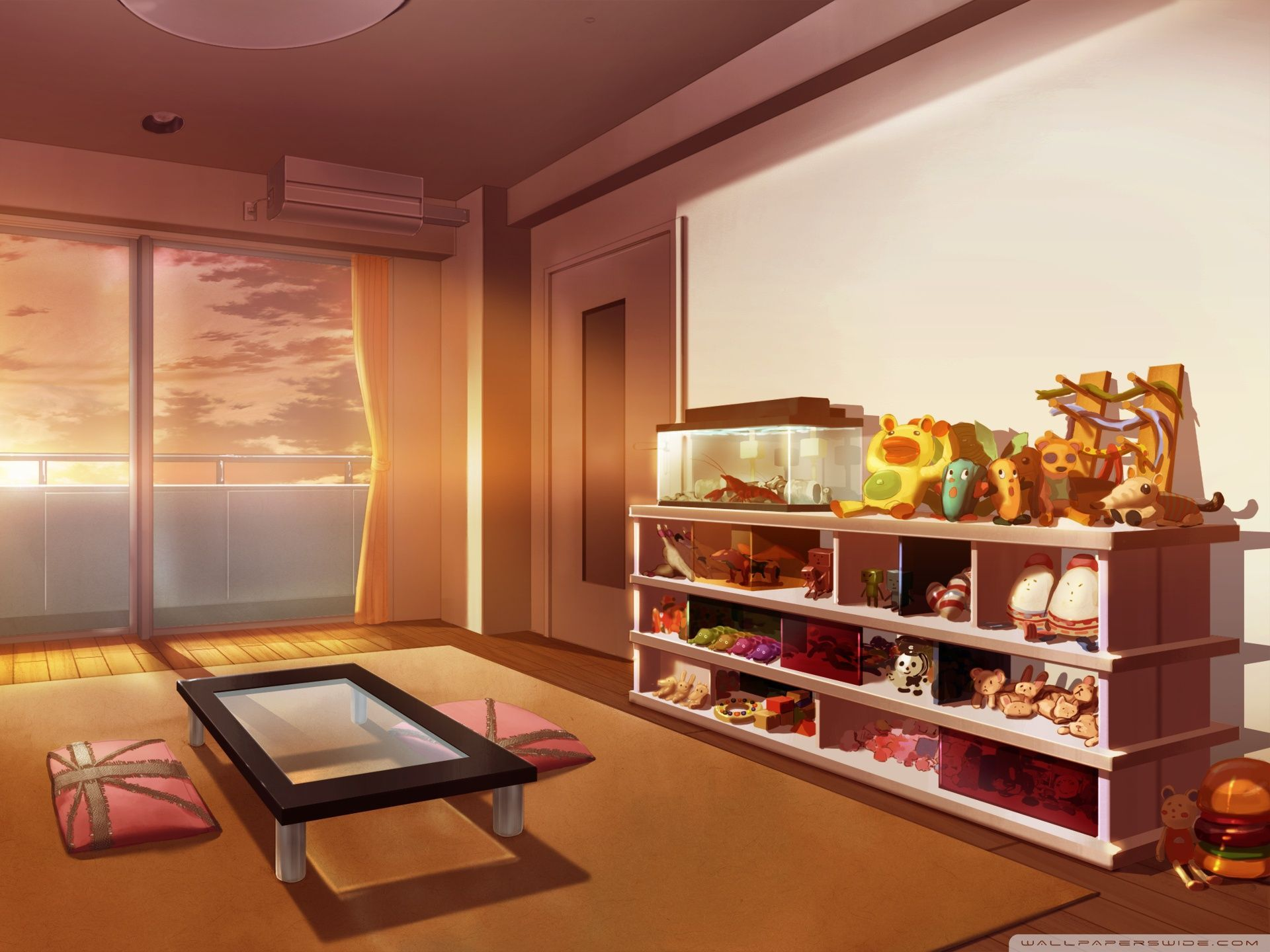 Anime Room Wallpapers   Top Anime Room Backgrounds 1920x1440