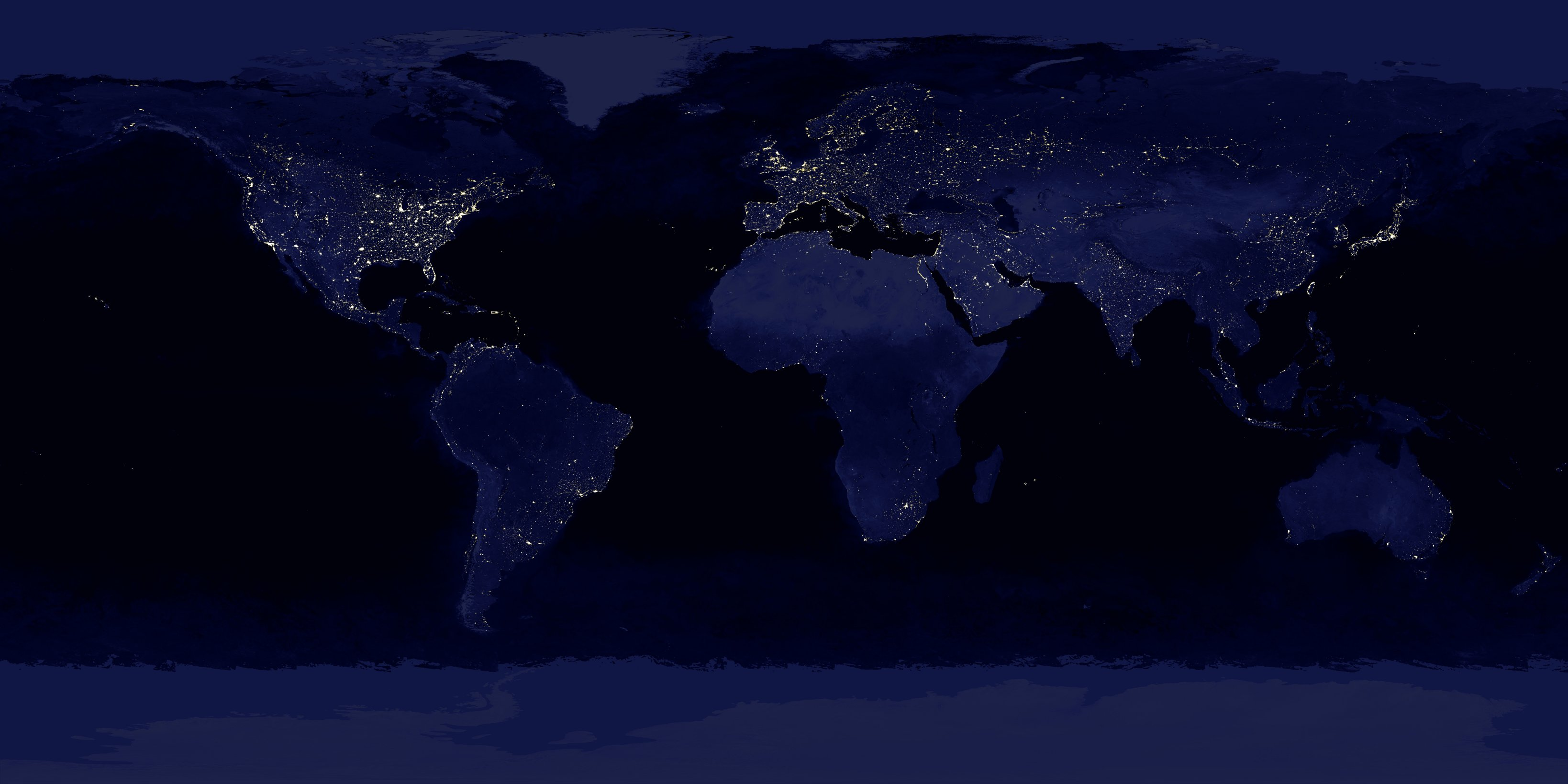 FunMozar Earth Wallpapers From NASA 3277x1638