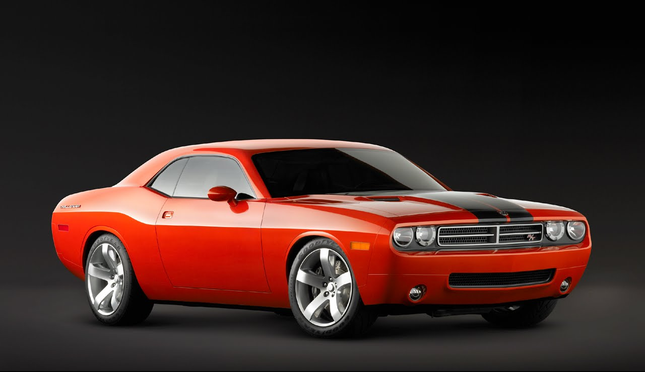 Dodge Challenger HD Wallpapers 1280x740