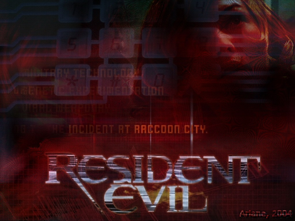 Resident Evil Movie Wallpaper - WallpaperSafari