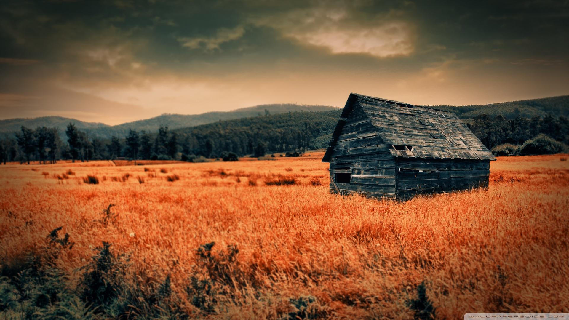 Log Cabin Wallpapers 1920x1080
