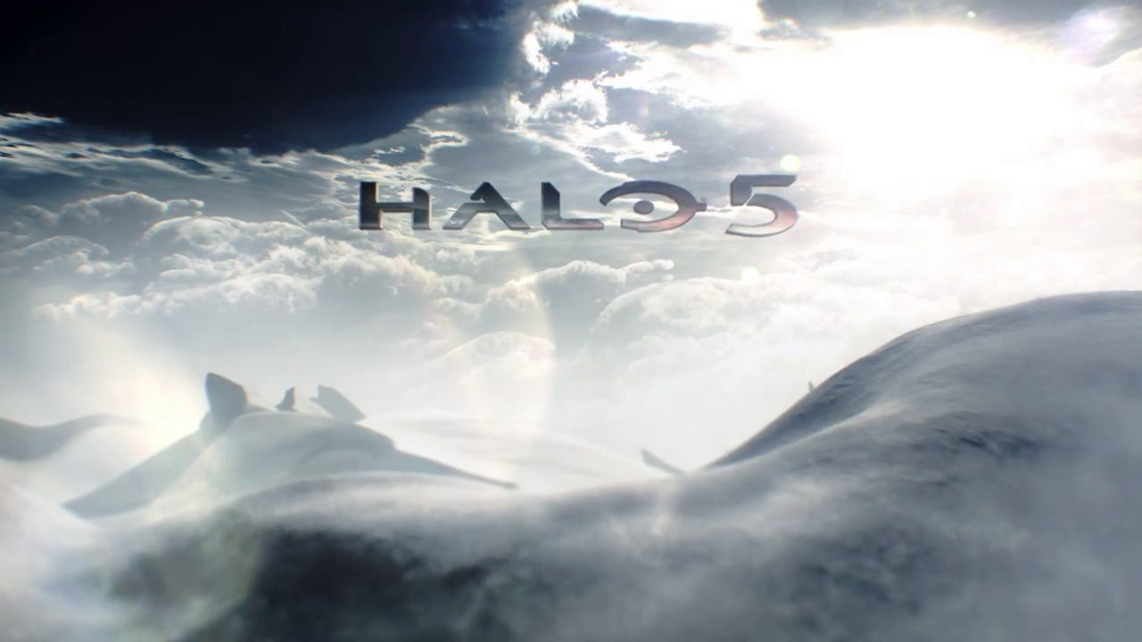 Xbox Ones Halo trailer appears online with Halo 5 logo   Halo for 1280x720