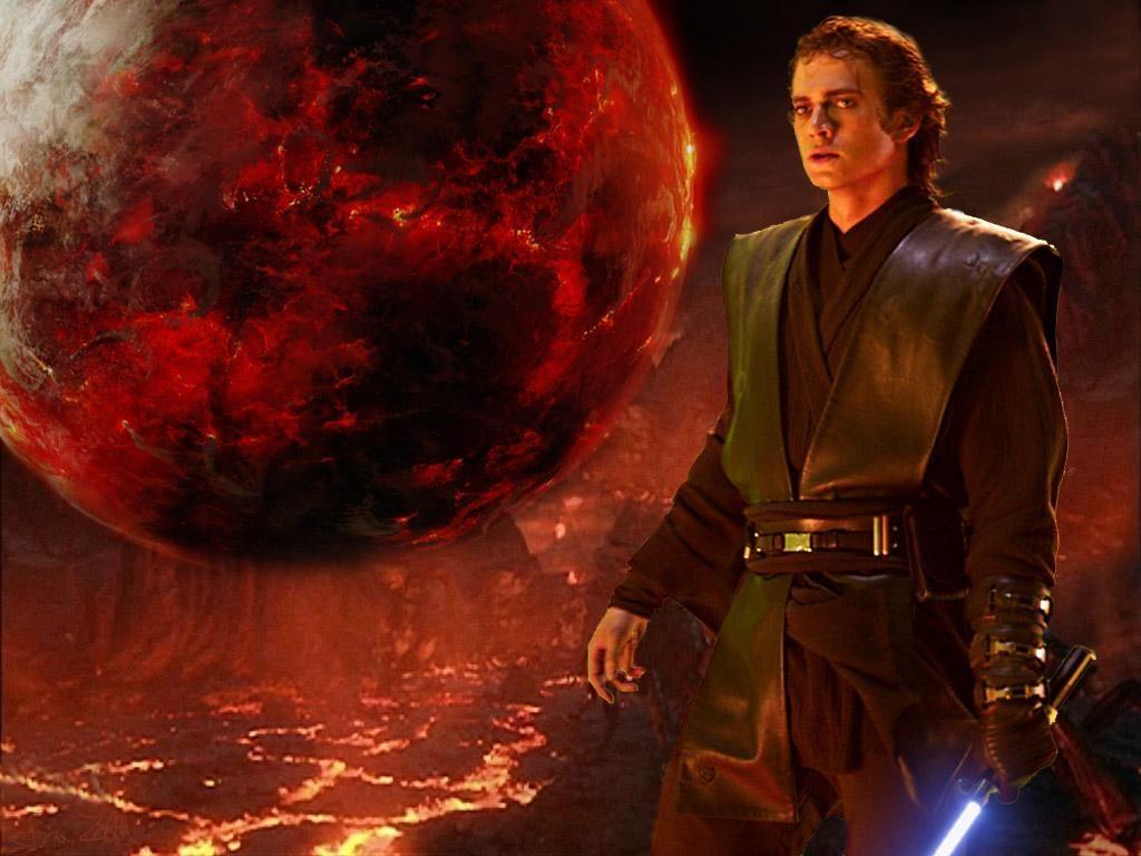 Anakin Skywalker Wallpaper 1024x768