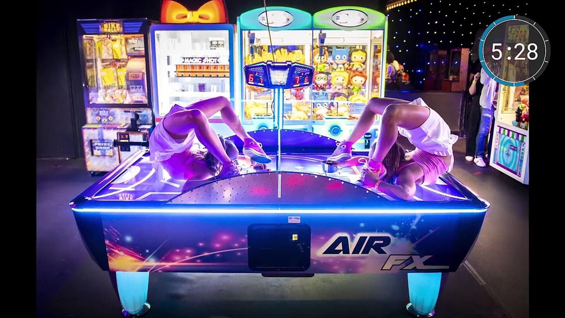 RYBKA TWINS Storm Luna Park for Spectacular 10 Minute Photo 1920x1080