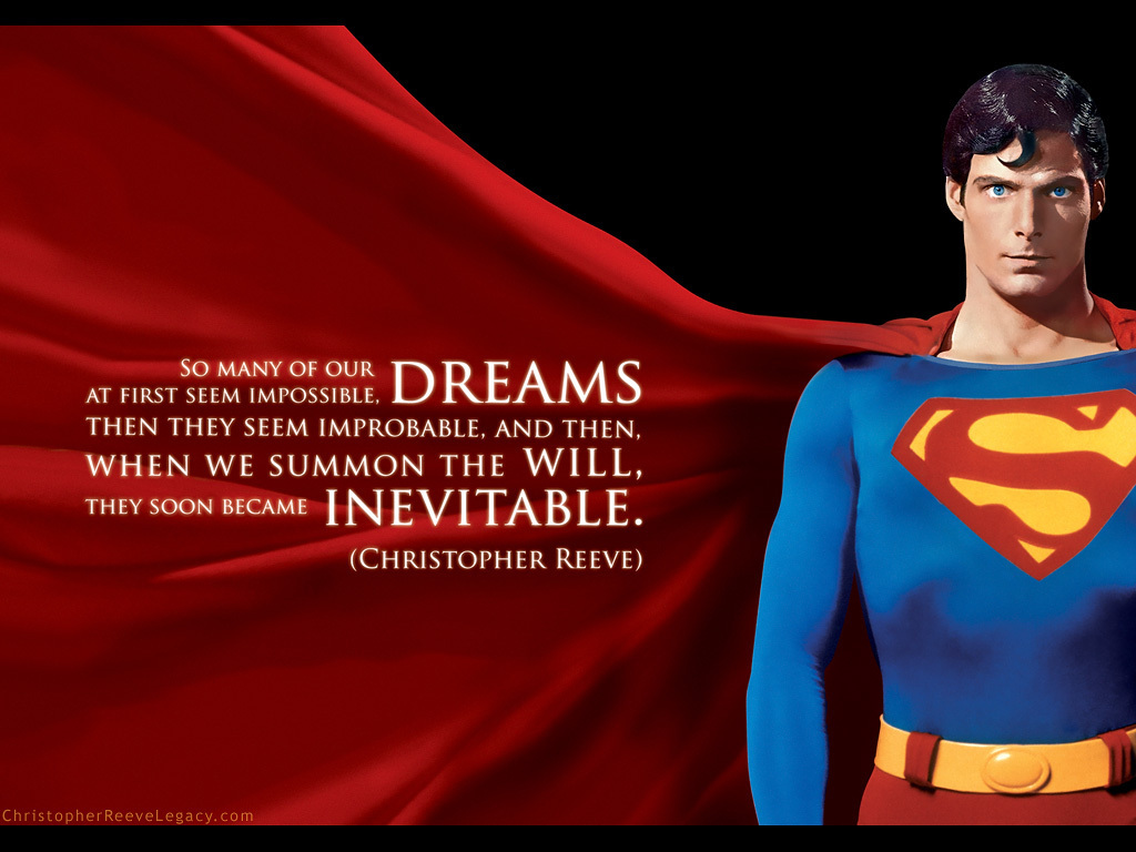 Superman The Movie Christopher Reeve Superman Wallpaper 1024x768