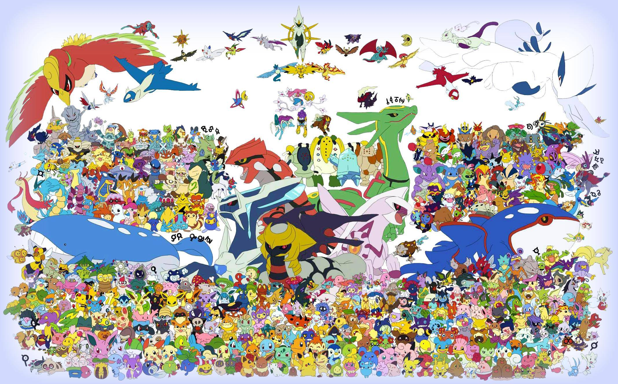 all pokemon wallpaper wallpapersafari