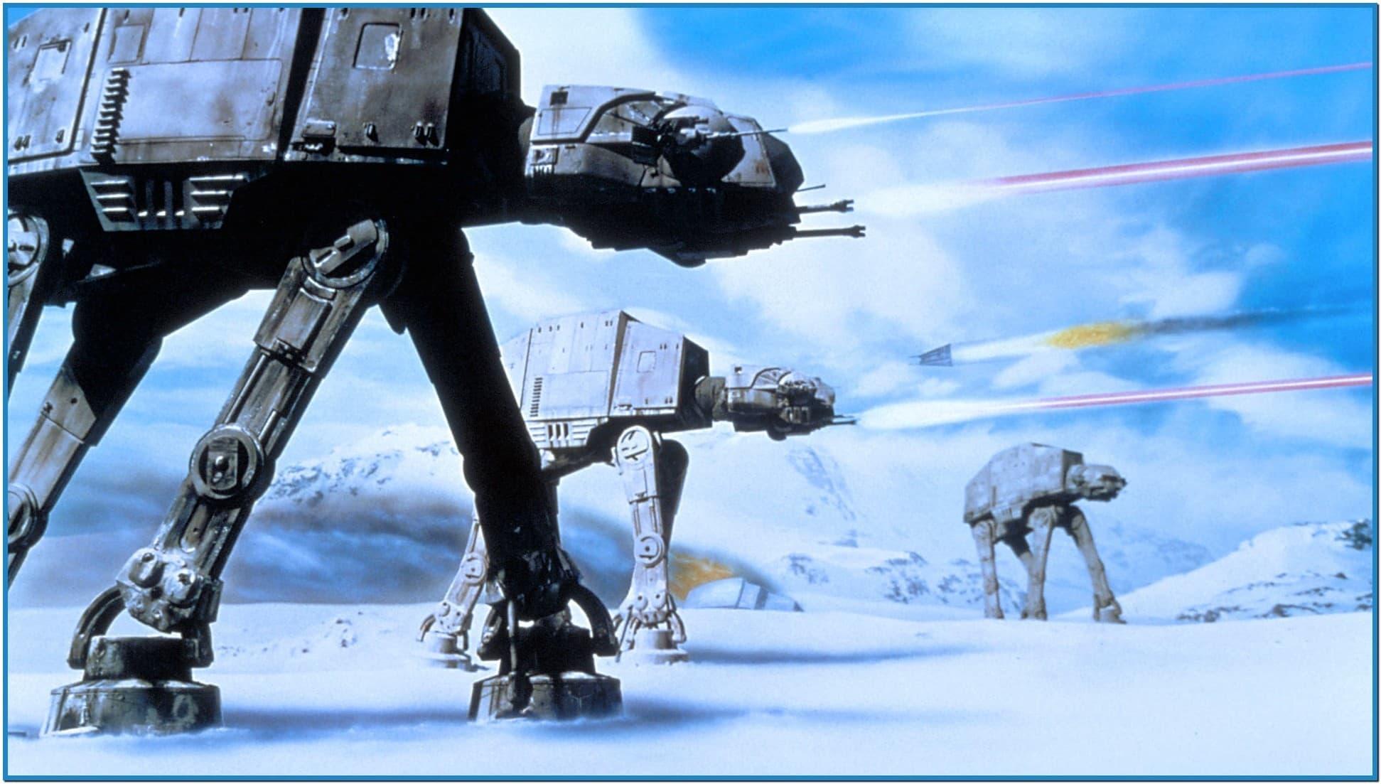 Star wars screensaver battle   Download 1943x1103