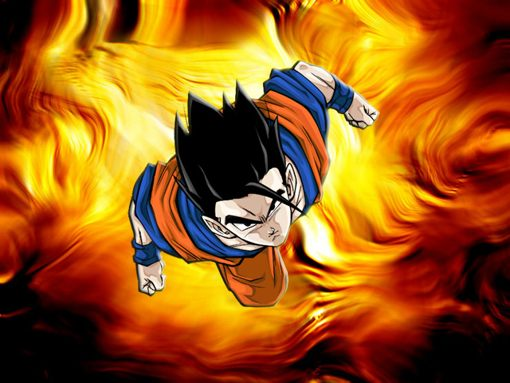 Ultimate Gohan wallpapers to your cell phone   dbz dragon ball z gohan 510x383