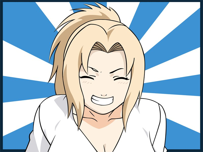 Download Tsunade wallpaper Young Tsunade 800x600