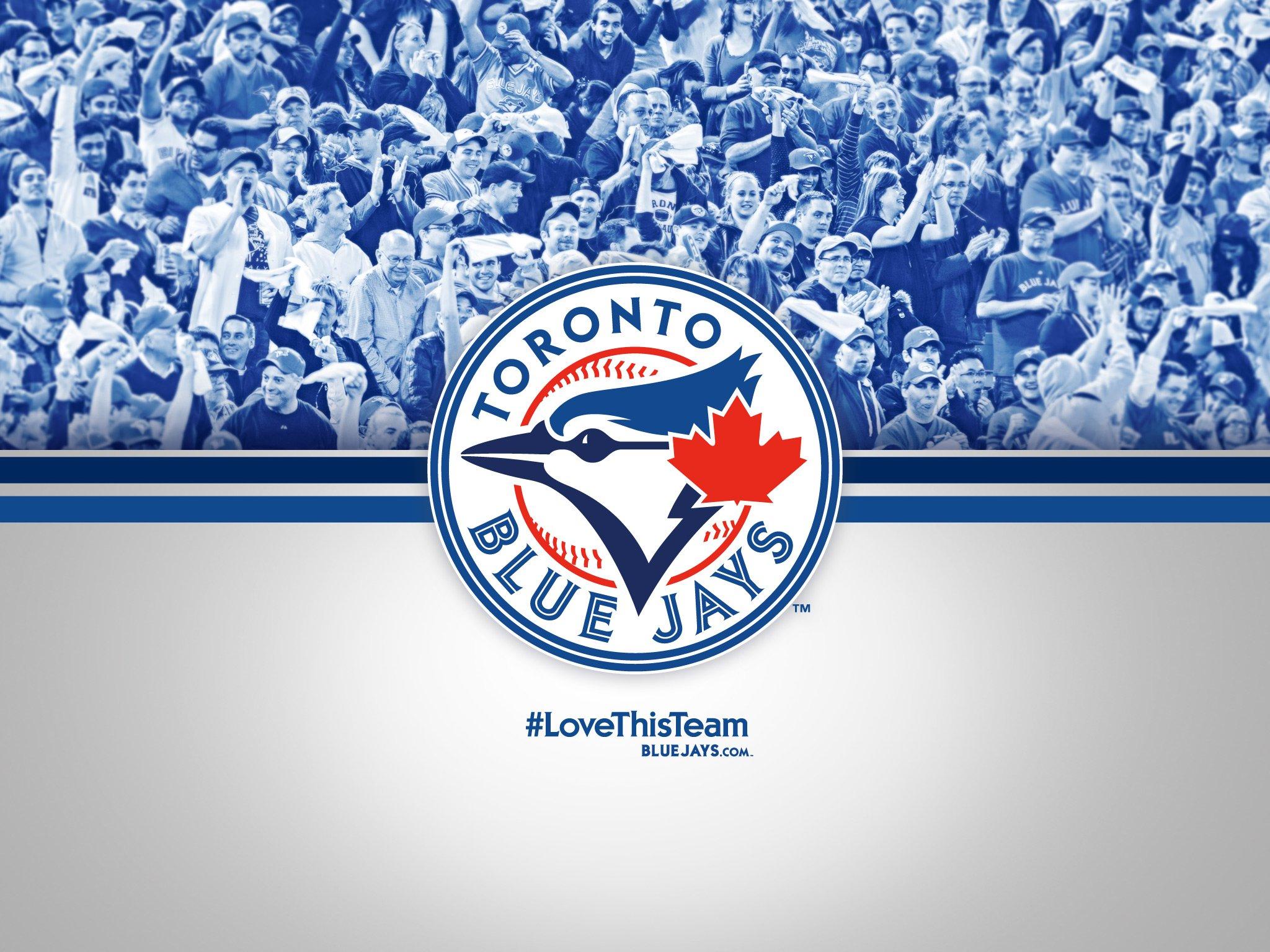 Toronto Blue Jays Logo Wallpaper