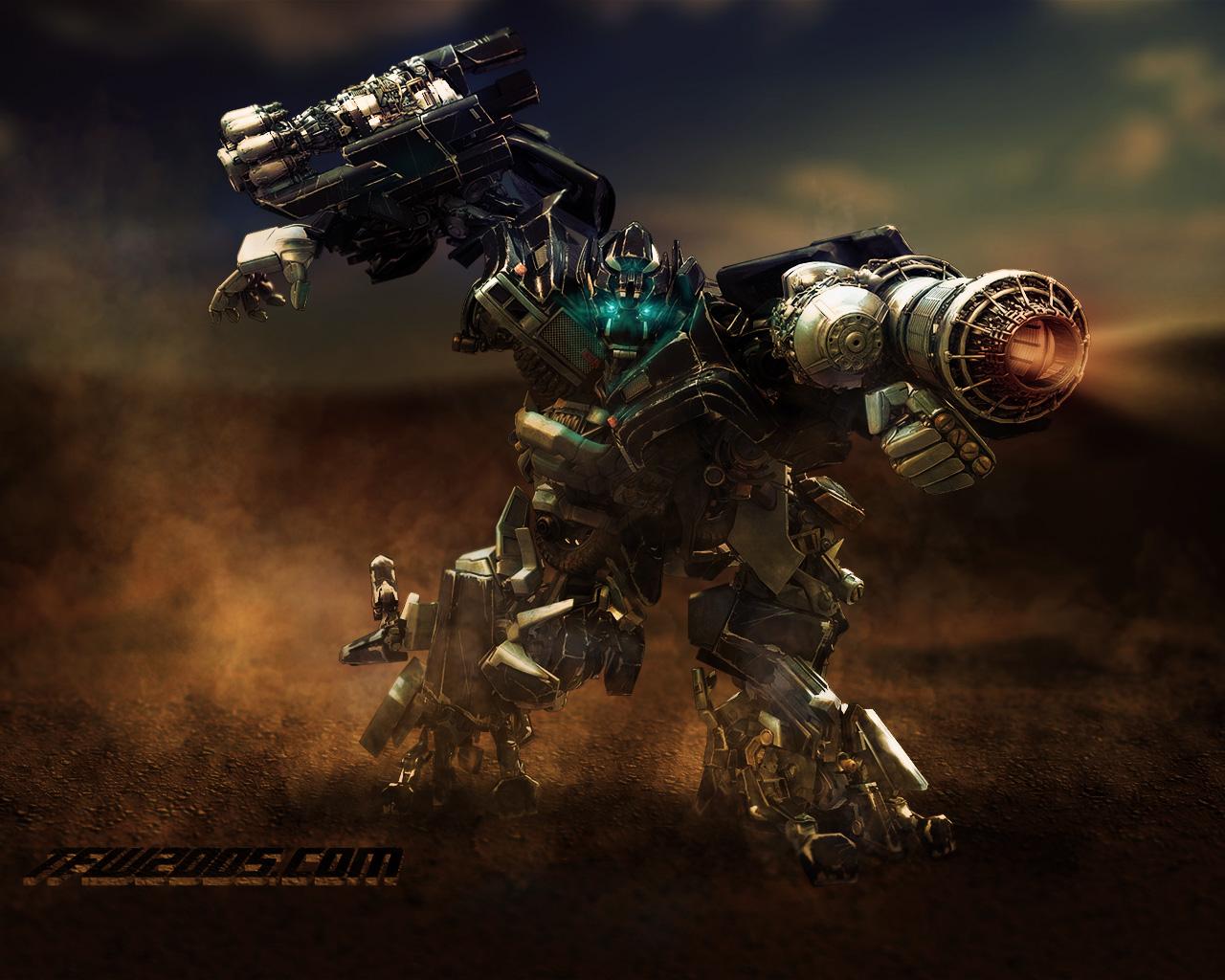 76+] Transformers Desktop Wallpaper on WallpaperSafari
