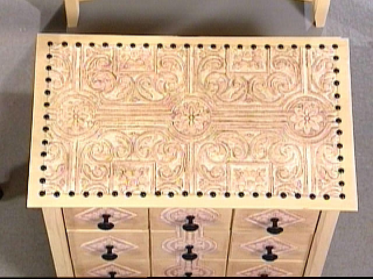 How to Dress Up a Dresser HGTV 1280x960