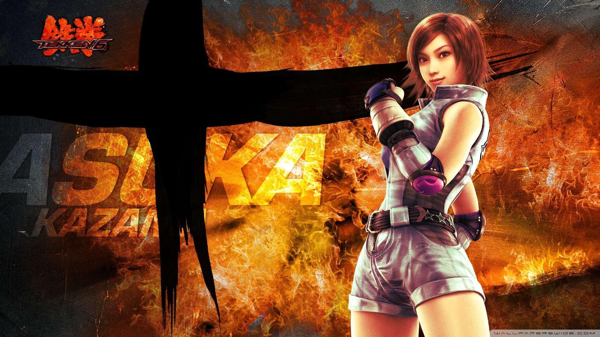 Wallpaper Tekken 7 Wallpaper 1080p HD Upload at February 19 2014 by 1920x1080