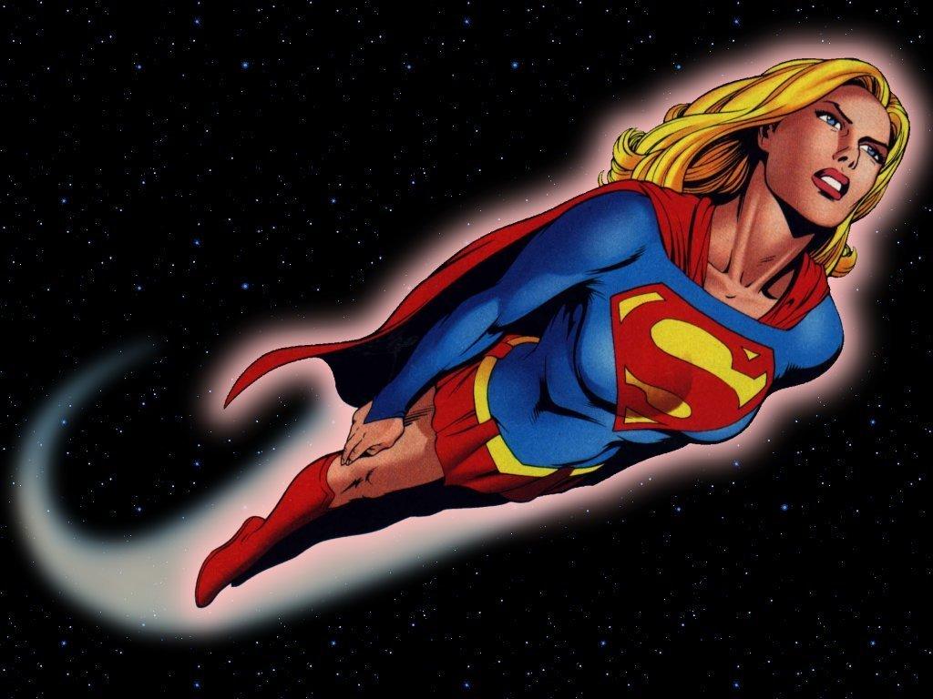 Supergirl   DC Comics Wallpaper 3975730 1024x768