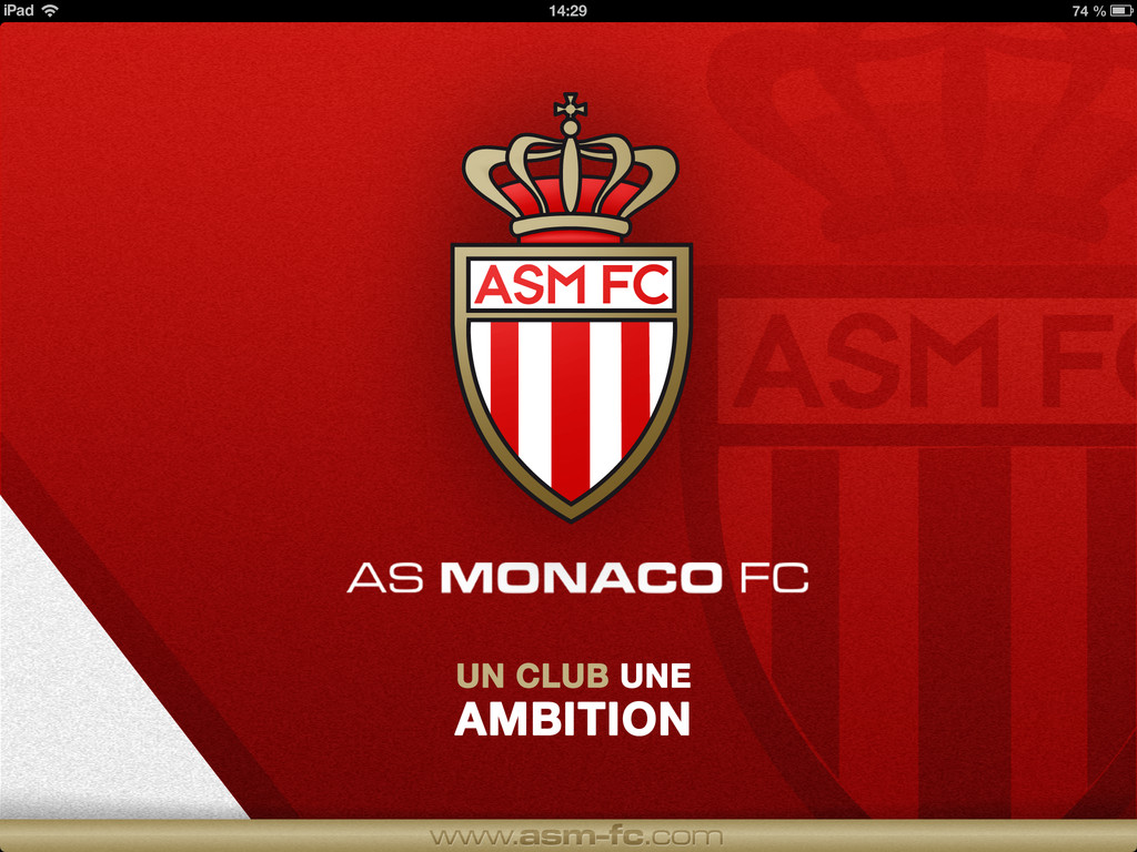 Monaco Football Wallpaper 1024x768