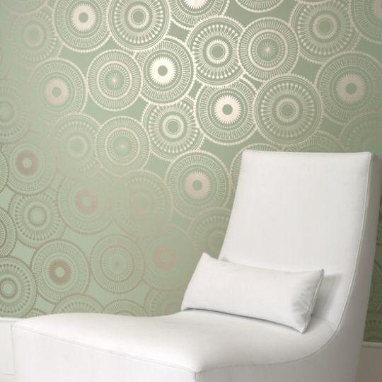 Design Dare Metallic Wallpaper 540x540