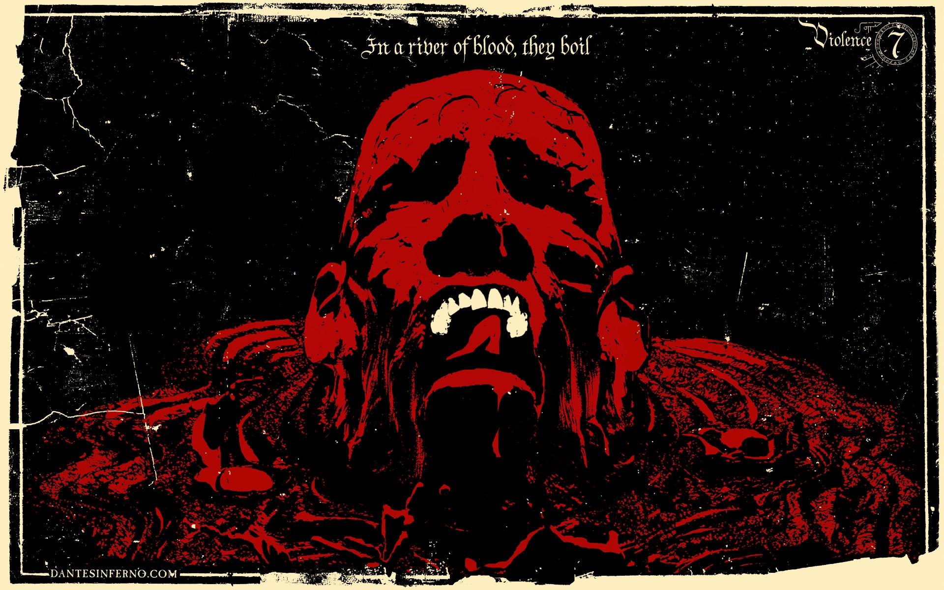 Dantes Inferno wallpaper 72620 1920x1200