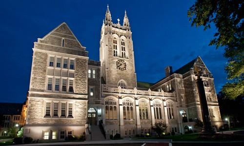 Boston College Alumni Support Boston College 500x300