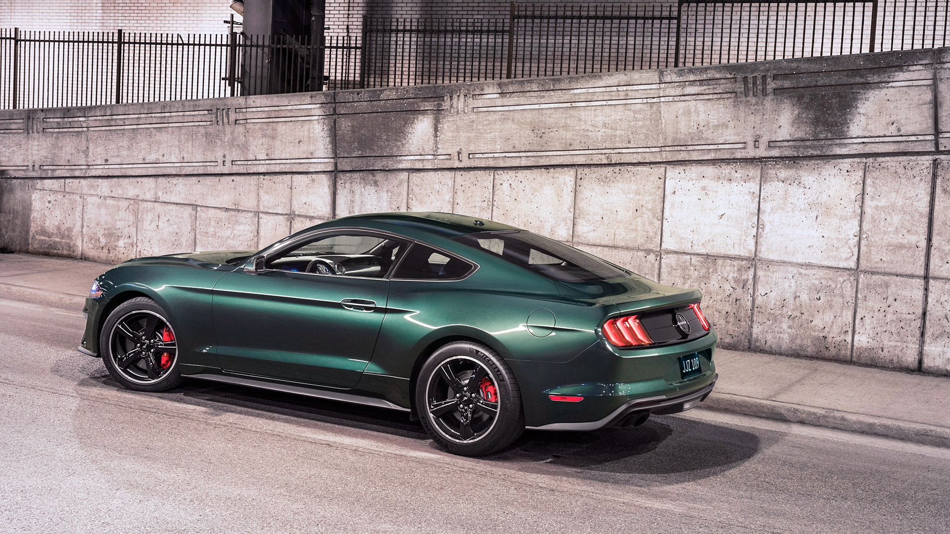 2019 Ford Mustang Bullitt Wallpapers HD Images   WSupercars 1920x1080
