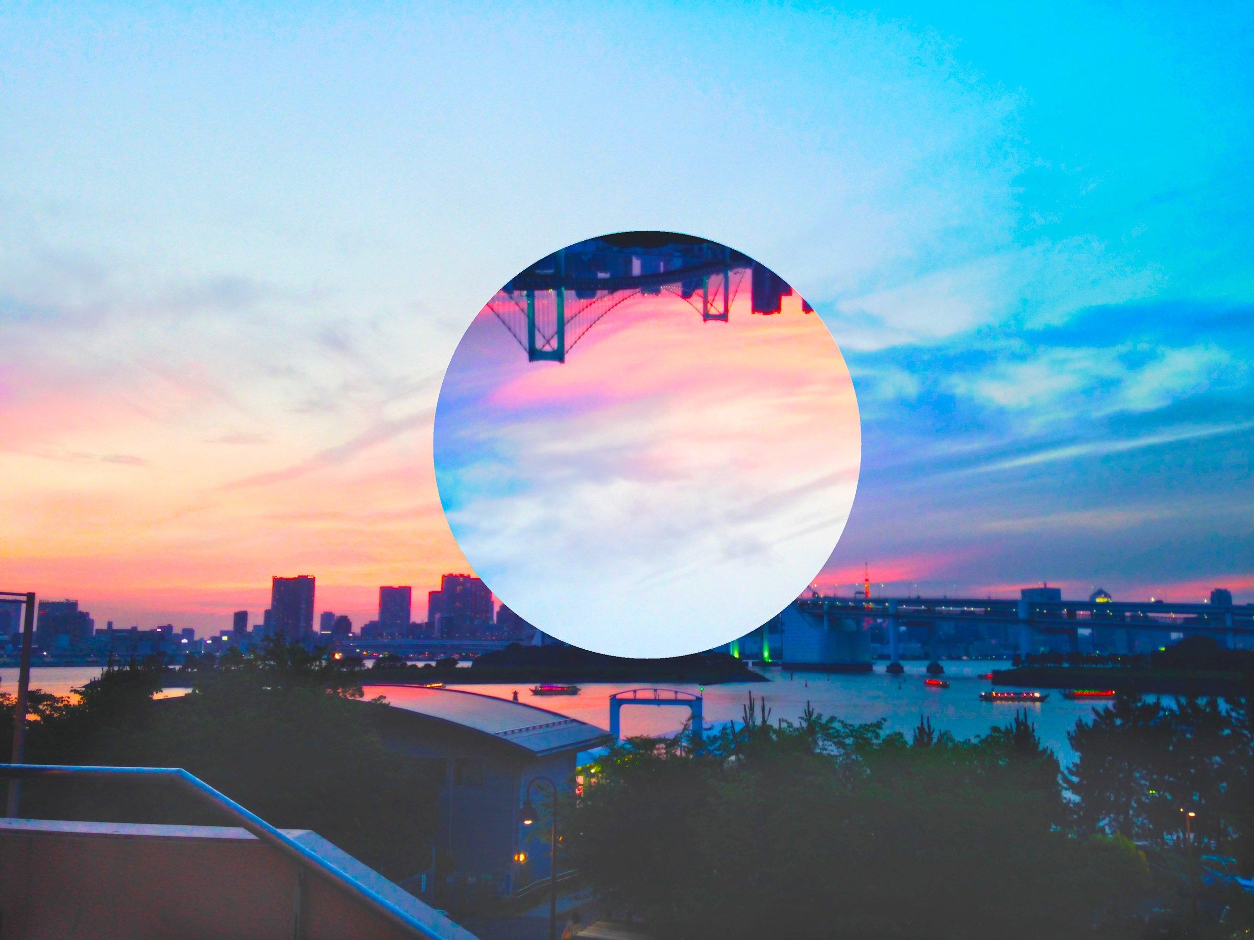 Odaiba Tokyo HD wallpaper 2560x1920